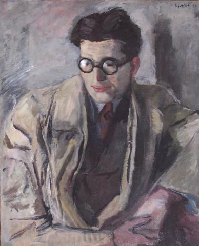 Presumed Portrait of the Artist Marcel Slodki
