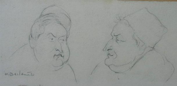 Two Turkish Men