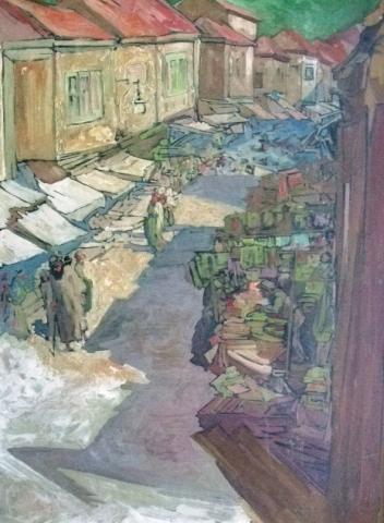 Market in Jerusalem