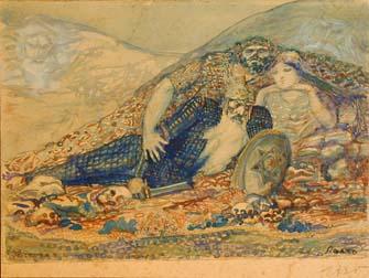 Saul,1927