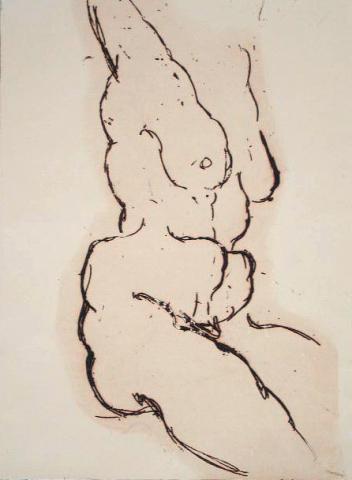 Nude Torso.
