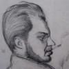 Profile of Smoking Man