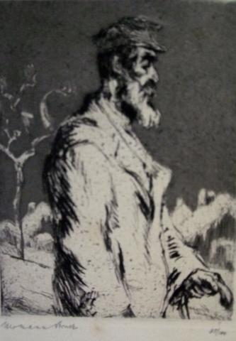 Portrait of a Jew