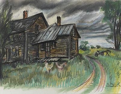 Landscape in America