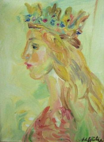 La Reine Ester/ The Queen Ester