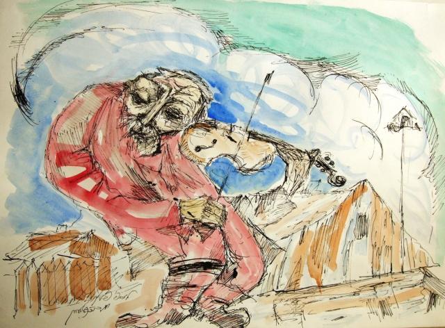 Fiddler in the Stettel