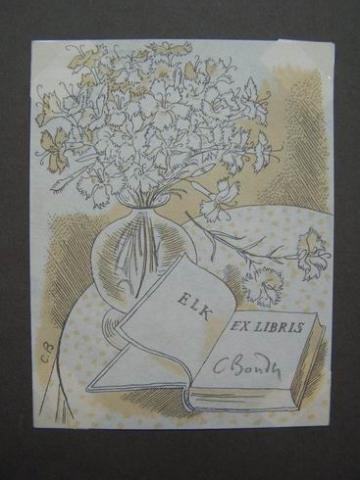 Elk Ex Libris.