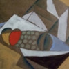 Still life (Hommage a Picasso),1949