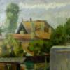 Vue of Meudon, France