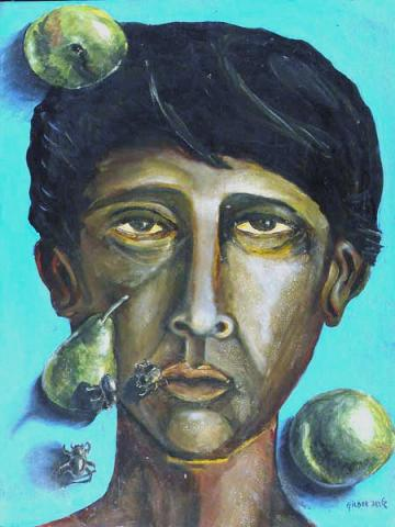 Head,Fruits and Beetles