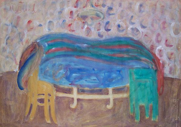 Interior - Sofa