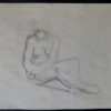 Seated Nude (Nu Assis)