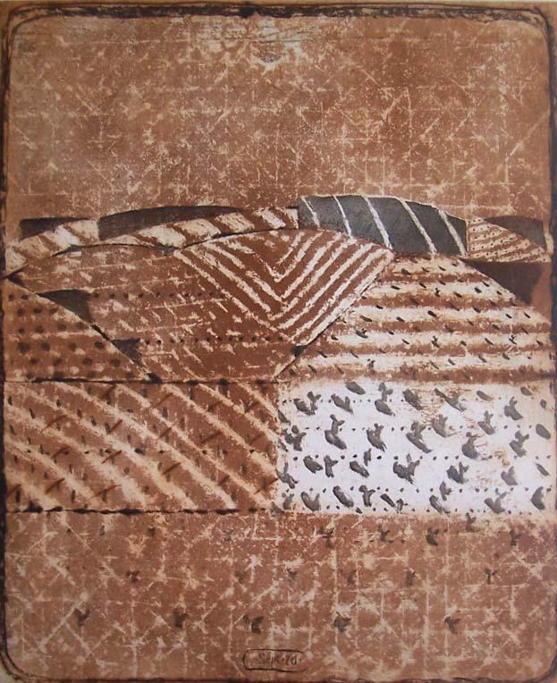 Brown Landscape, 1970