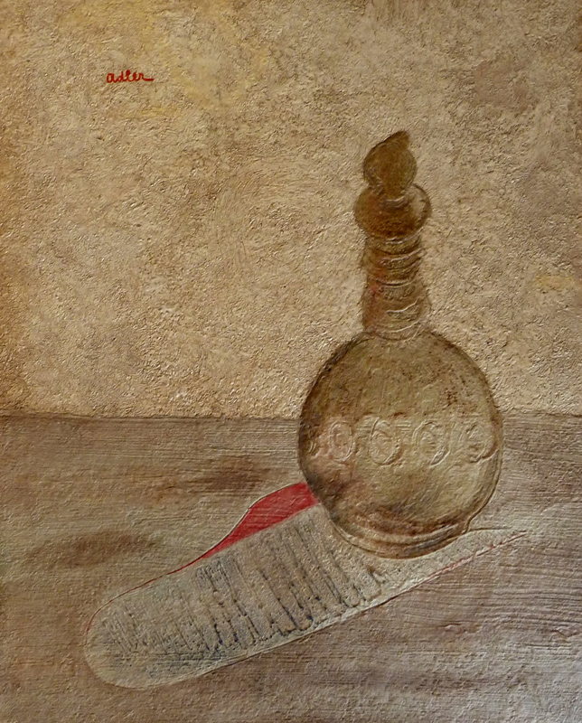 Still Life with a Bottle
