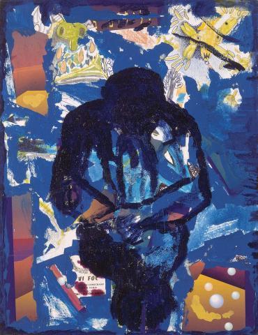 Telephone painting/Vi Foc
