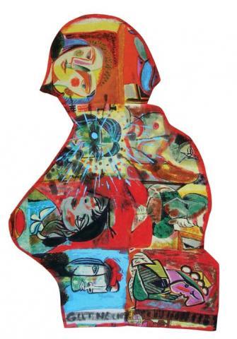 Target (Good night Picasso II)