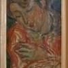 Woman Embracing
