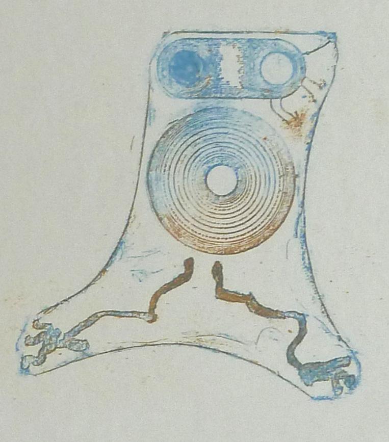 Plate 32, from Lewis Carroll's Wunderhorn