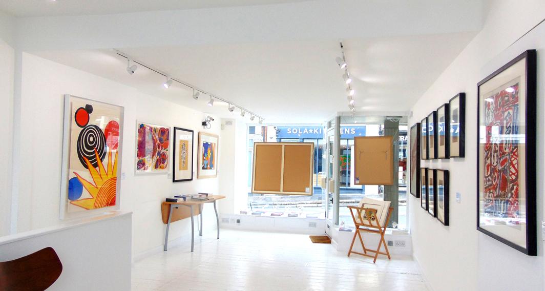 Gilden S Art Gallery Modern Art Specialist