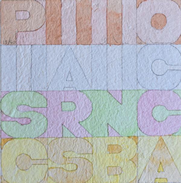 Pissing in the Mouth, from: Nine Squares   Pisciarsi in bocca: Nove Quadrati 1
